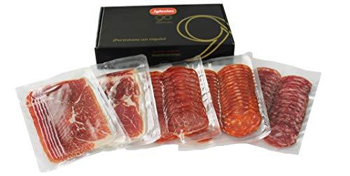 IGLESIAS - Pack de Ibéricos Loncheados 500 g (5 uds de 100 g)