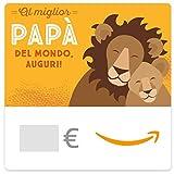 Buono Regalo Amazon.it - Digitale - Al migliore Papà - Leoni
