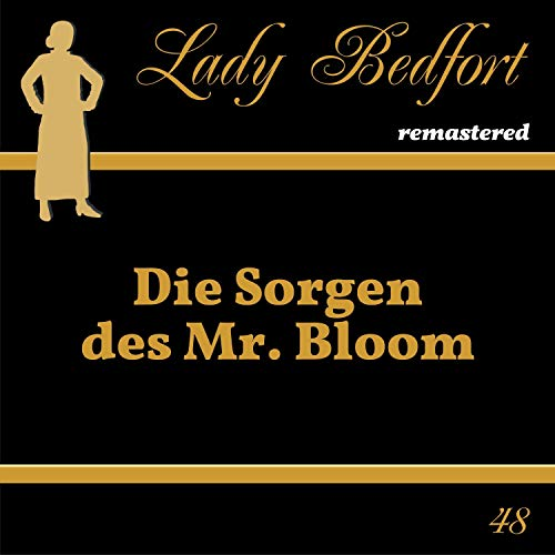 Page de couverture de Die Sorgen des Mr. Bloom