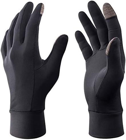 RIVMOUNT TouchScreen Gloves Ski Liner Gloves Lightweight Elastic for Winter Running Texting product image