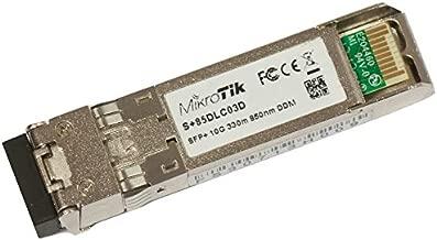 Mikrotik SFP+ Transceiver 10G 850nm 300m Multi-Mode
