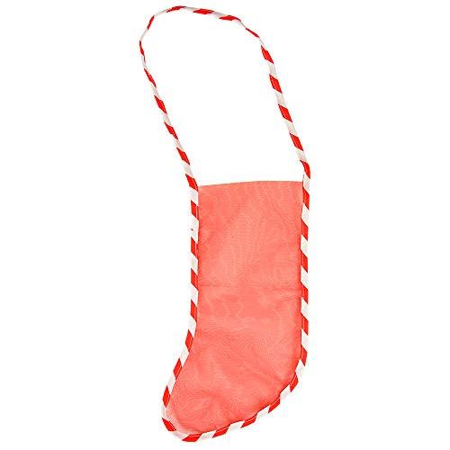 Kipp Brothers 18 Inch Sheer Red Mesh Christmas Stockings - Pack of 12