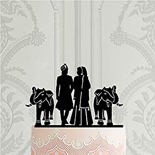 Best cake toppers indian Reviews