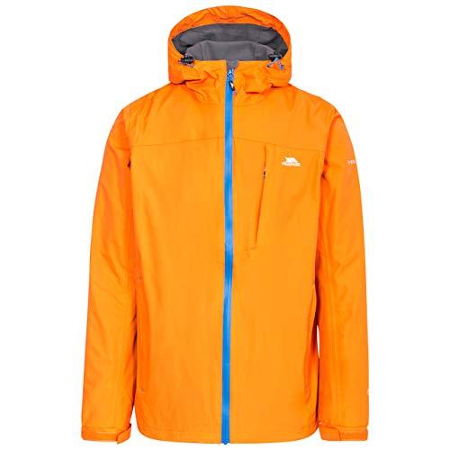 Trespass Herren Hilman Ii Jacke Mit Kapuze,, Orange (Sunrise), M
