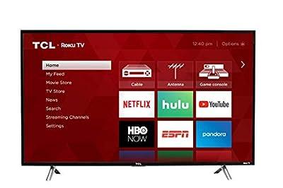 """TCL 49"""" 1080p Smart LED TV 2017 (49S305)"""