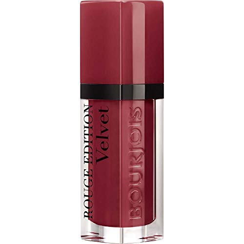 2 x Bourjois Paris Rouge Edition Velvet Lippenstift 7.7ml - 24 Dark Chérie