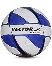 كرة قدم مخيطة يدويا من فيكتور اكس بلاست، مقاس 4