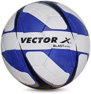 Vector X Blast Hand Stitched Football, Size 4