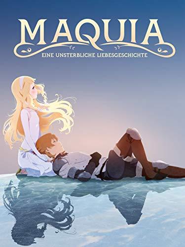 Maquia: Eine unsterbliche Liebesgeschichte [dt./OV]