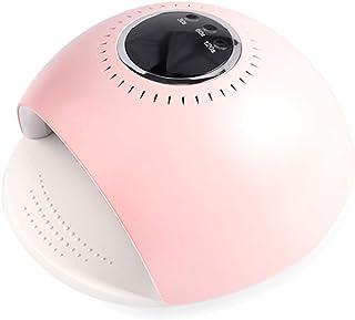 Clavo de uñas de Color Rosa fototerapia Máquina Profesional LED de la lámpara de inducción 84W del secador Polaco Especial para Nail Shop