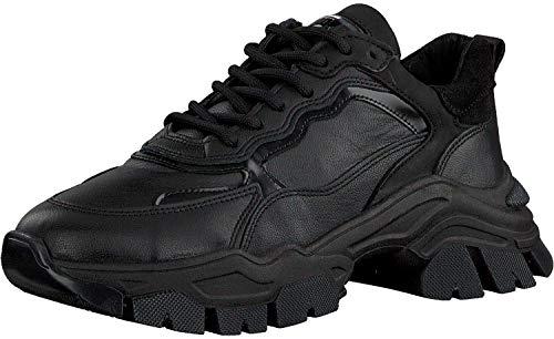 Bronx Damen Sneaker Low Tayke-Over schwarz 39