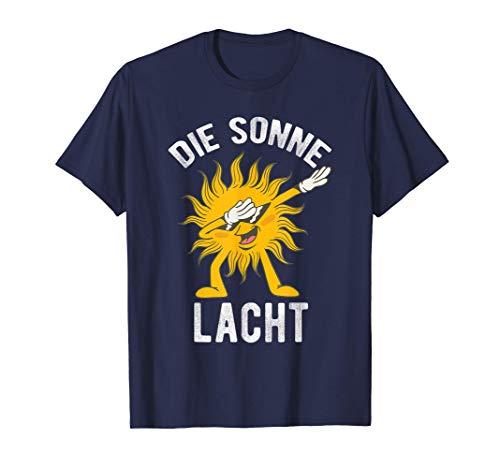 Die Sonne Lacht - König Streamer Casino Spielothek T-Shirt