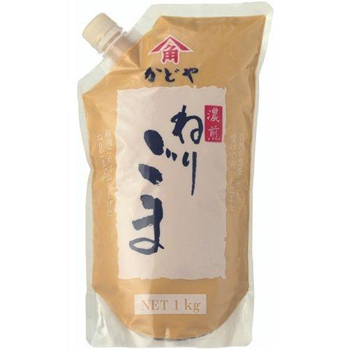 ねりごま(白)濃煎 1kg /かどや(2袋)