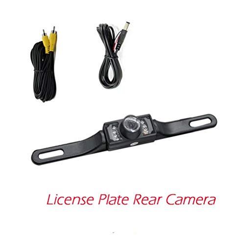 Kit de caméra de recul ROADYAKO pour caméra de recul avec caméra de recul à 170 °, permettant de régler la Vision de Nuit imperméable