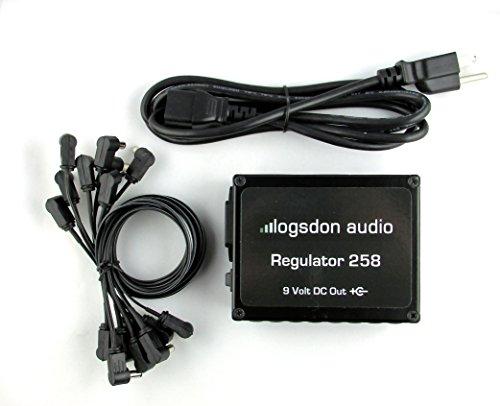 Great Deal! Regulator 258 Effects pedal 9 volt power supply