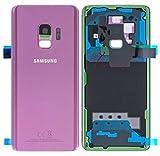 Original Tapa de la batería, Parte Posterior, Cubierta de la batería para Samsung Galaxy S9 G960F...