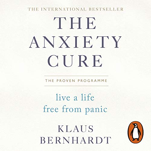 The Anxiety Cure cover art