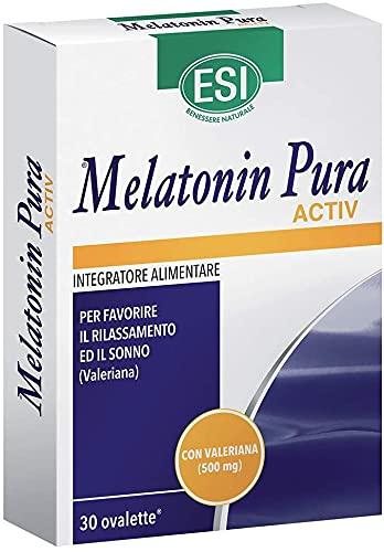 Melatonin Pura Activ - 30 Ovalette