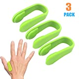 set agopressione, 3 pezzi clip di pressione per mal di testa antistress naturale digitopressione indossabile rilassamento dell'esercizio delle palme