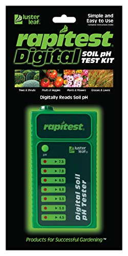 1606 Rapitest Digital Soil pH Tester