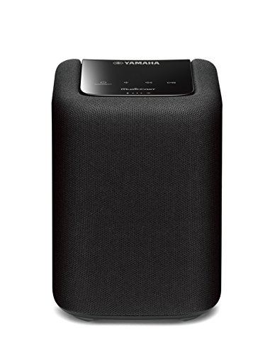 Yamaha WX-010 MusicCast - Altavoz Amplificado en Red ( WiFi, Bluetooth ) color Negro