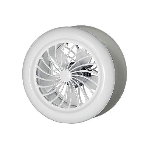 Ventilador/Exaustor Axial Tron Branco