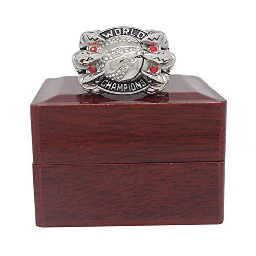 Fans Champion Rings, 2019 Toronto Raptors Kawhi Leonard First Finals Anillo de Campeón del Mundo Keel Réplica de Keel, Souvenirs de Ventilador, Anillo.