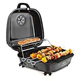 ATHENACREATIONS ACYL1515S Charcoal Base Portable Folding Barbeque Grill Toaster-Prestige of Your Kitchen