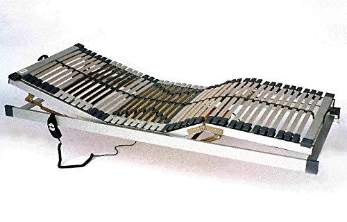 Hansamat Motorlattenrost Lattenrost Deluxe 140x200 Elektrisch