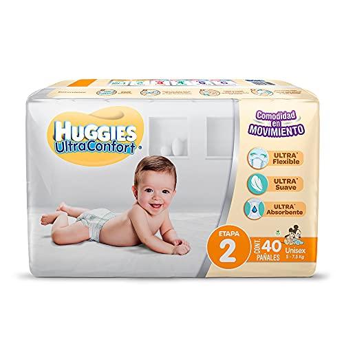 Huggies Ultraconfort Etapa 5 marca HUGGIES