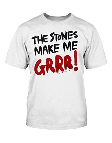 The Rolling Stones T Shirt The Stones Make Me Grrr nouveau officiel Kids