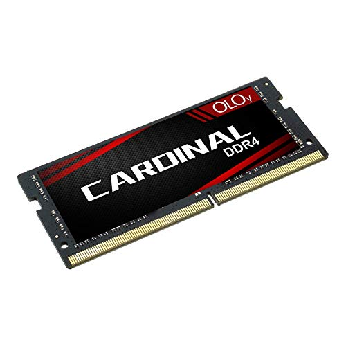 OLOy DDR4 RAM 8GB (1x8GB) 2666 MHz CL19 1.2V 260-Pin Laptop SODIMM for intel (MD4S082619IZSC)