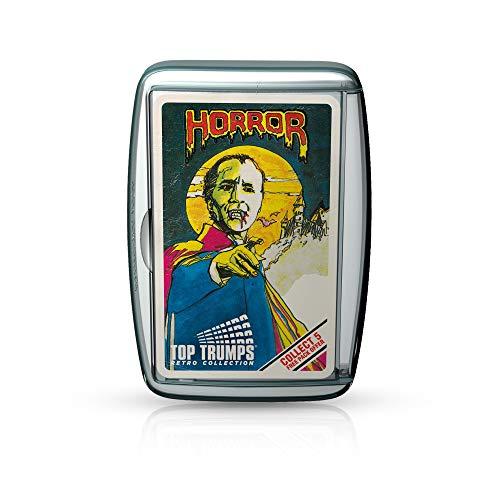 Horror 1 Retro Top Trumps Card G