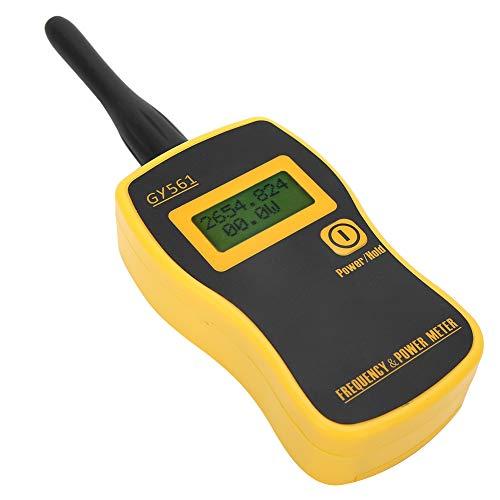 Medidor de Potencia VHF UHF Digital, Alto Rendimiento, Resultados de Prueba más confiables, para medir la frecuencia y Potencia de Equipos de Radio