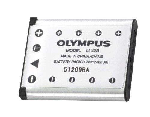 オリンパス OLYMPU リチウムイオン充電池 LI-4B