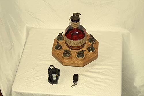 Blanton's Bourbon Bottle Glorifier Display