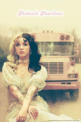 Melanie Martinez Pink Bus Crybaby Detention K12 Album Music Merch Cool Wall Decor Art Print Poster 12x18