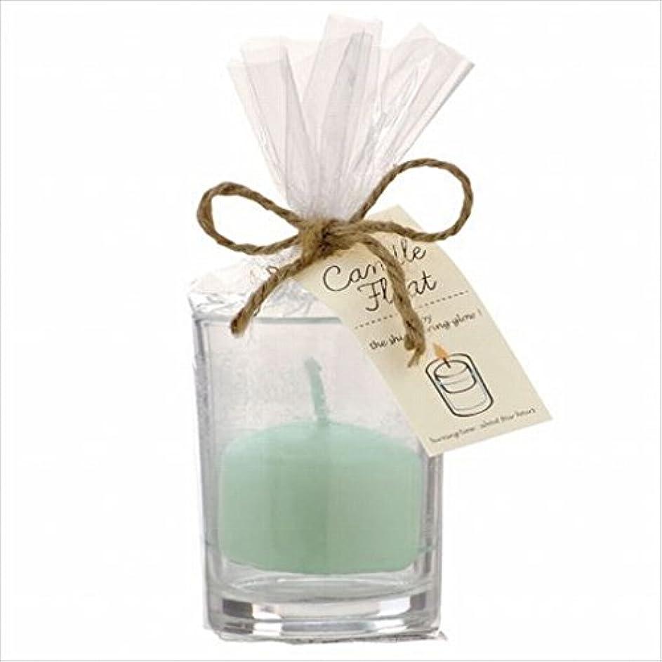 病的修理可能多様性カメヤマキャンドル(kameyama candle) キャンドルフロート 「 ライトブルー 」