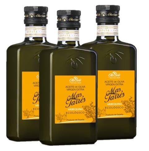 Olis Solé - Aceite de Oliva Virgen Extra ECO Arbequina 250 ml - [Pack x3]