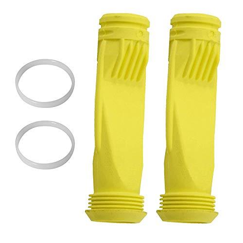 Paquete de 2 diafragmas de larga vida W69698 con anillo para limpiador de piscinas Zodiac Barracuda G3 G4