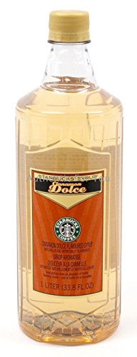 Starbucks Cinnamon Dolce Syrup (1-L.)