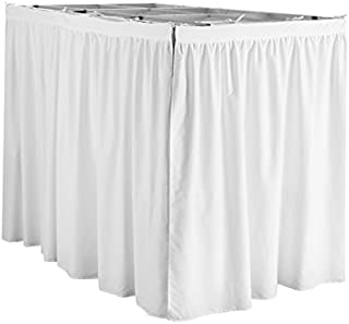 Best bed skirt for lofted dorm bed Reviews