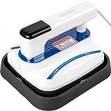 VEVOR Prensa de Calor 25 x 21 x 19 cm, Máquina de Prensado de Calor con Pantalla Táctil de Alta Sensibilidad, Mini Máquina de Transferencia de Calor Portátil de 800 W para Camisetas Tapas 0-200 ℃