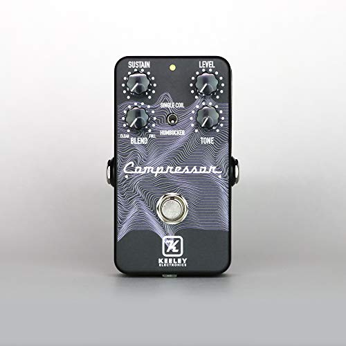 Keeley Compressor Plus Waves Limited Edition