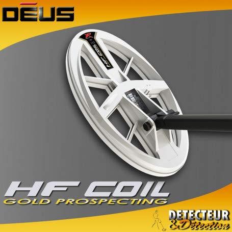 XP Metal Disque elliptique HF 24/13 cm XP Deus