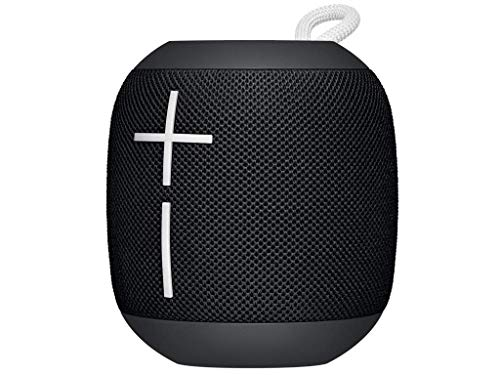 Ultimate Ears WONDERBOOM Altoparlante Bluetooth Portatile, Impermeabile, Suono a 360°, fino a 10 Ore di Autonomia, Collega...