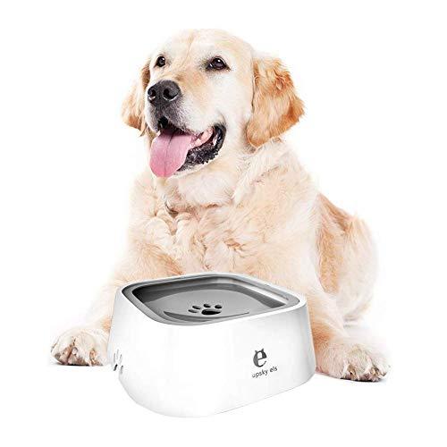 YOUTHINK Auslaufsicherer Wassernapf für Haustiere 1500ml, Hundenäpfe Reisenapf Auslaufsicherer Wassernapf Trinknapf für Tiere Unterwegs