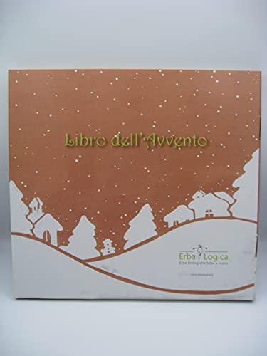 Libro de Adviento con 24 filtros de 1,2 g – by Erba Logica en colaboración con la Gazza.