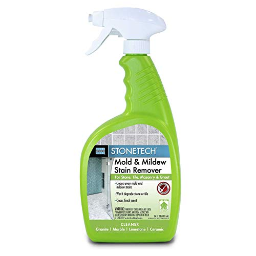 StoneTech Mold & Mildew Stain Remover, Cleaner for Natural...