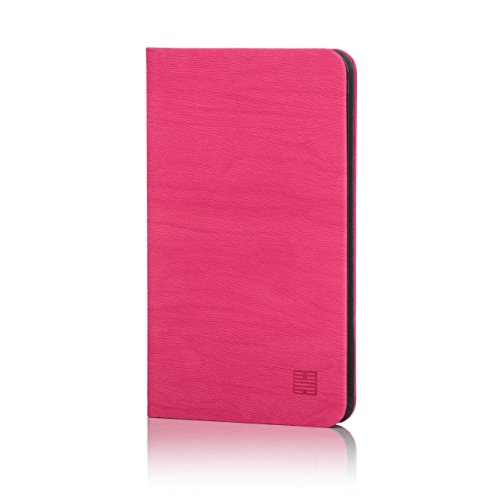 Samsung Galaxy Tab 4 (7 inch) Case by 32nd Slim Angle Stand Design Flip Cover Suitable for Samsung Tab 4 7' - Hot Pink